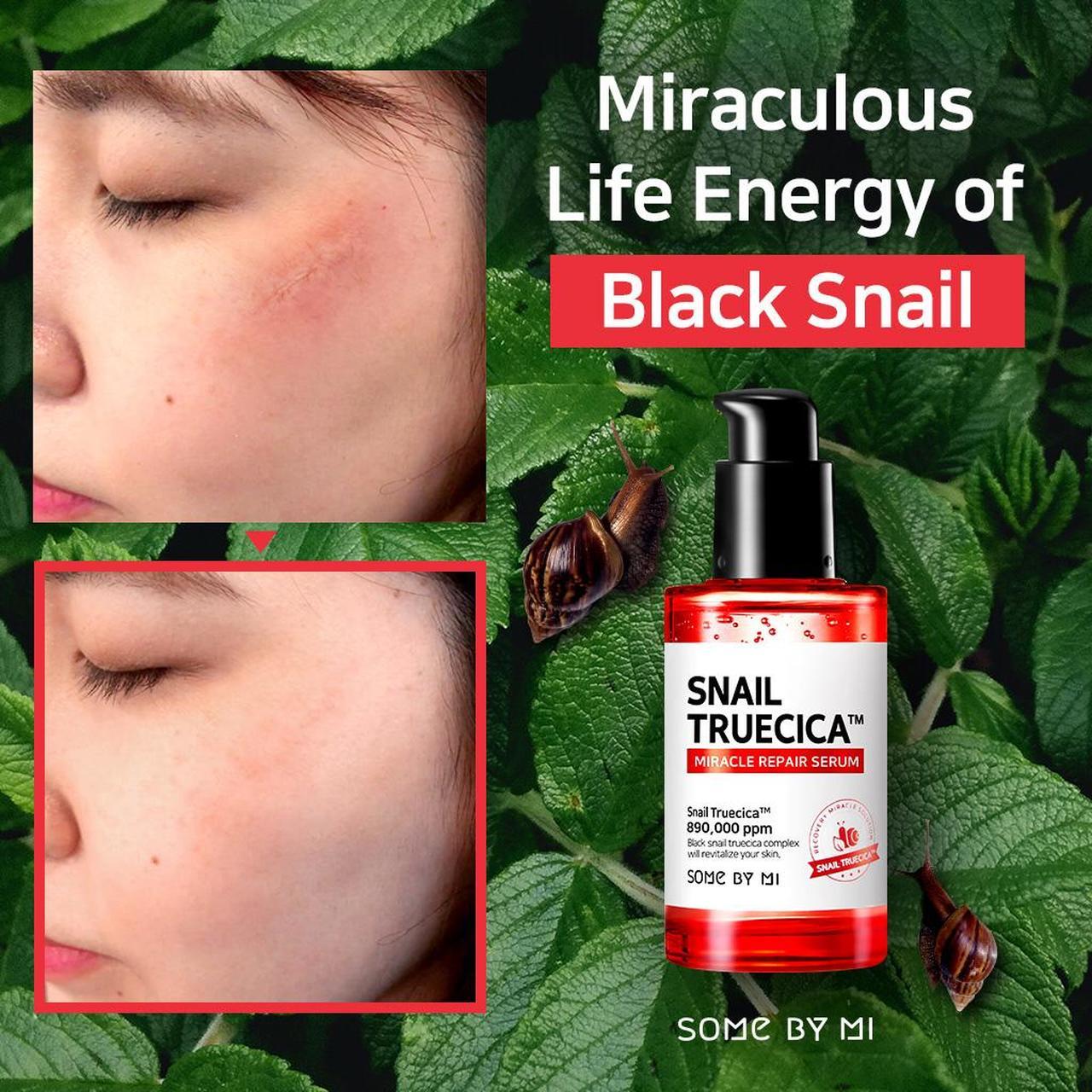 somebymi snail truecica repair serum