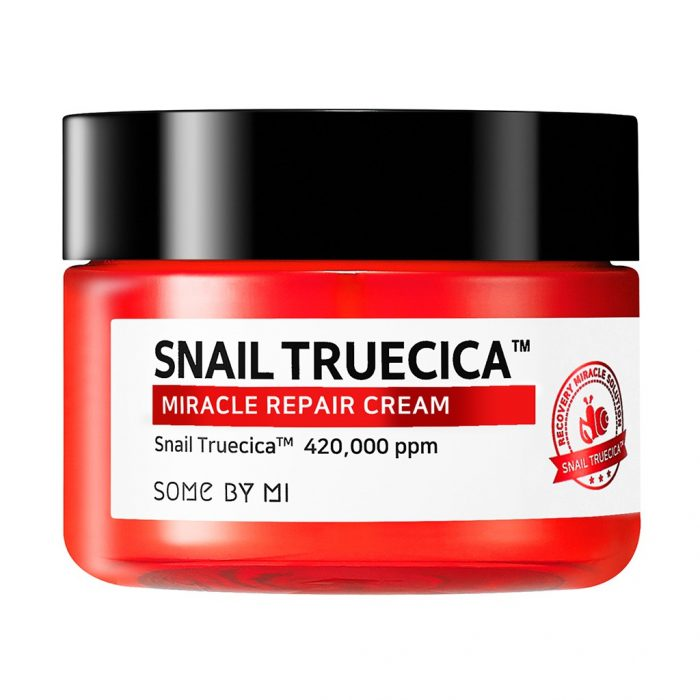 somebymi snail true cica repair cream
