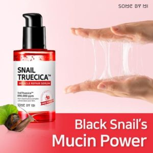 somebymi snail truecica miracle repair serum