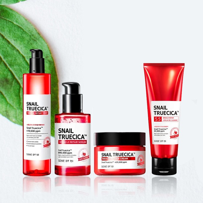 Somebymi Snail Truecica Miracle Repair Line