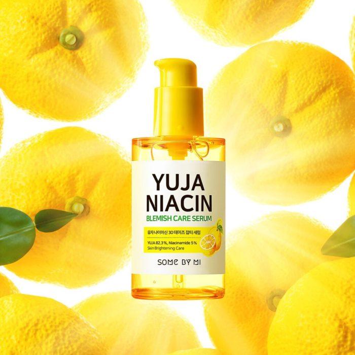 somebymi yuja niacin blemish care serum